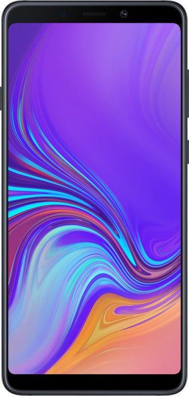 Samsung Galaxy A9 (Caviar Black, 128 GB)(8 GB RAM)
