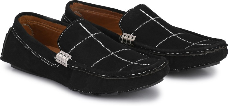Apia Loafers For Men(Black)