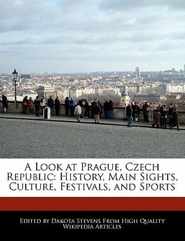 A Look at Prague, Czech Republic(English, Paperback / softback, Stevens Dakota)