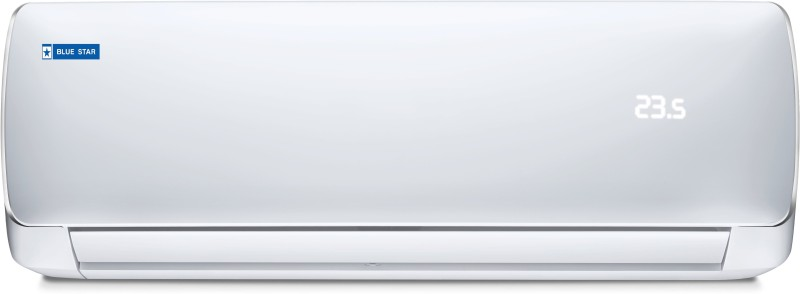 Blue Star 1.5 Ton 5 Star BEE Rating 2018 Inverter AC - White(BI-5CNHW18DAFU/BO-5CNHW18DAFU, Copper Condenser)