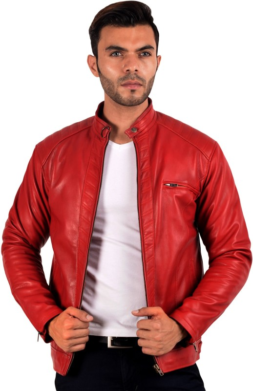 Nacson Full Sleeve Solid Men Jacket