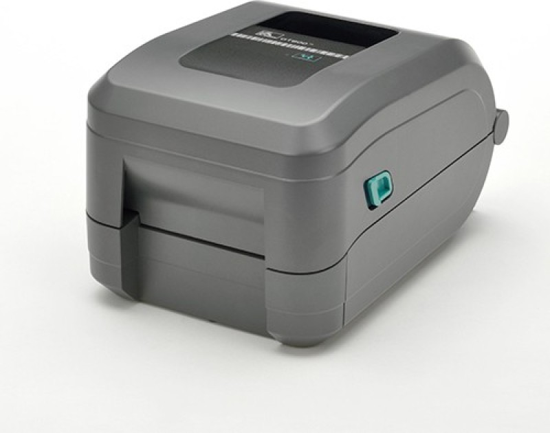 ZEBRA TECHNOLOGIES GT800 Desktop Barcode Printer Single Function Printer(Black)