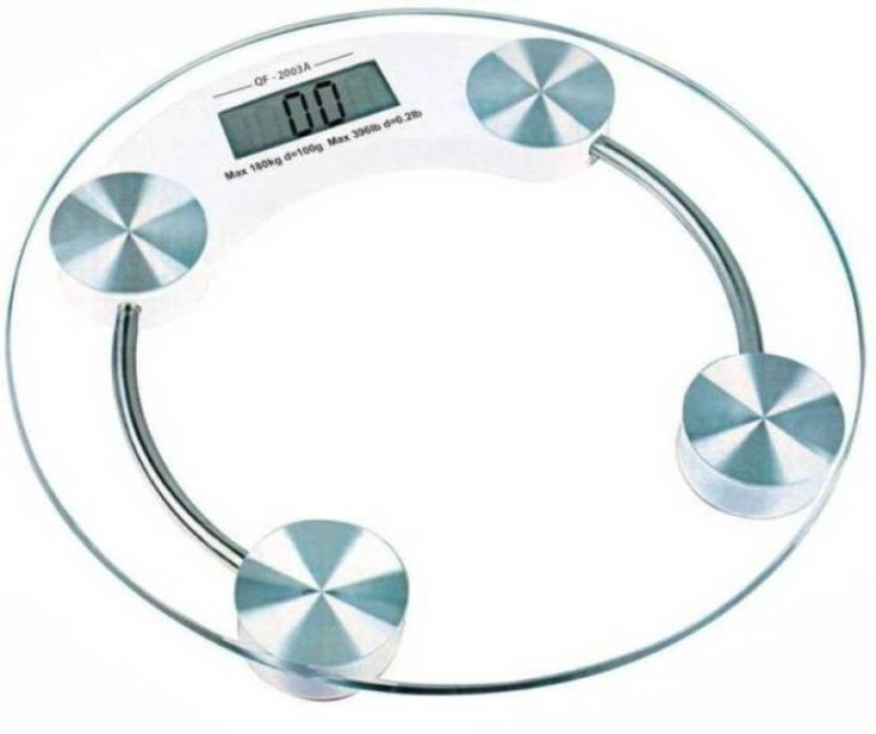 INDOSON health scale_9641 Weighing Scale(White)