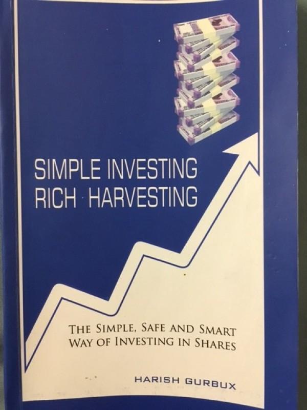 SIMPLE INVESTING RICH HARVESTING(ENGLISH, Paperback, HARISH GURBUX)