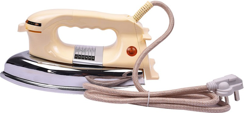Brecken Paul 1000W Heavy sole plate 1000 Dry Iron(Multicolor)