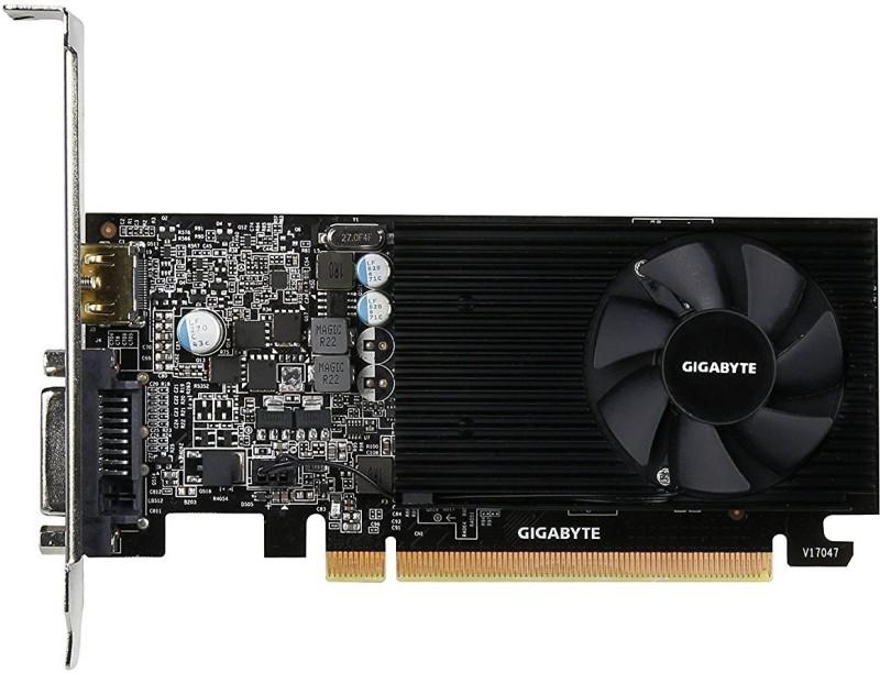 Gigabyte NVIDIA GV-N1030D5-2GL 2 GB GDDR5 Graphics Card