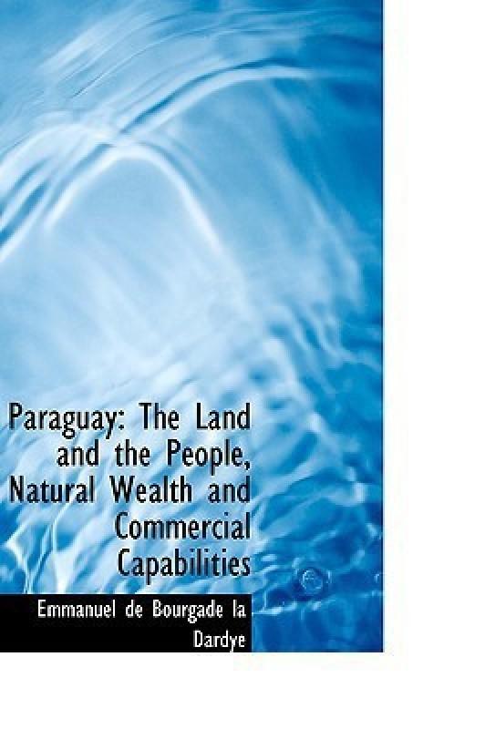 Paraguay(English, Hardcover, De Bourgade La Dardye Emmanuel)