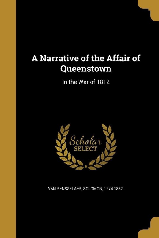 A Narrative of the Affair of Queenstown(English, Paperback, unknown)