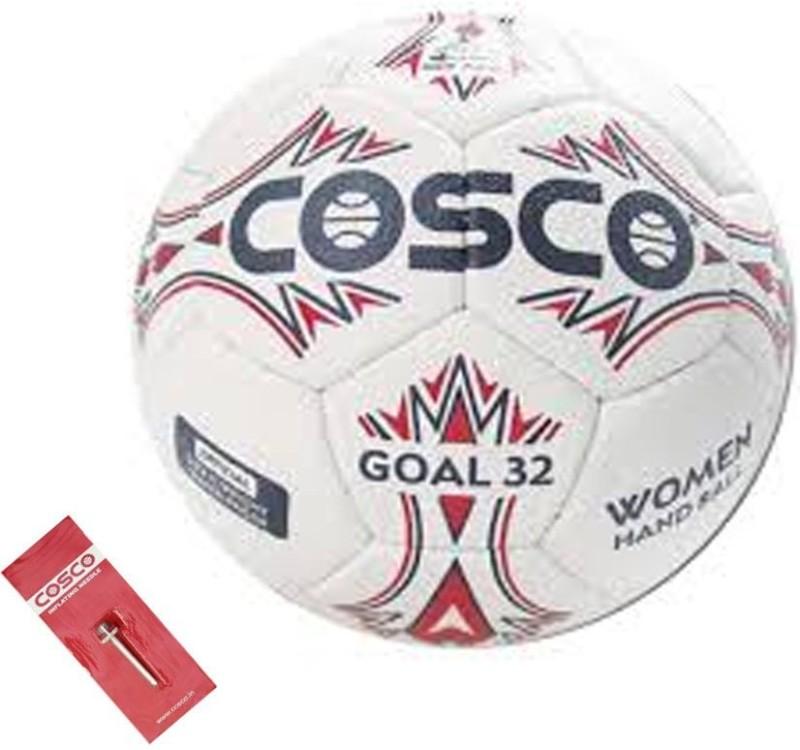 Cosco Goal - 32 Women Handball(Pack of 1, Multicolor)