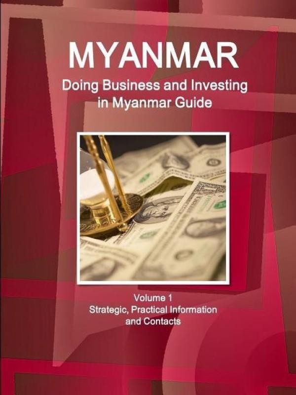 Myanmar(English, Paperback, Ibp Inc)