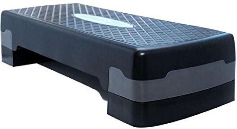 Red Lion Gym Aerobic Stepper Board Wobble Board Fitness Balance Board(Black)