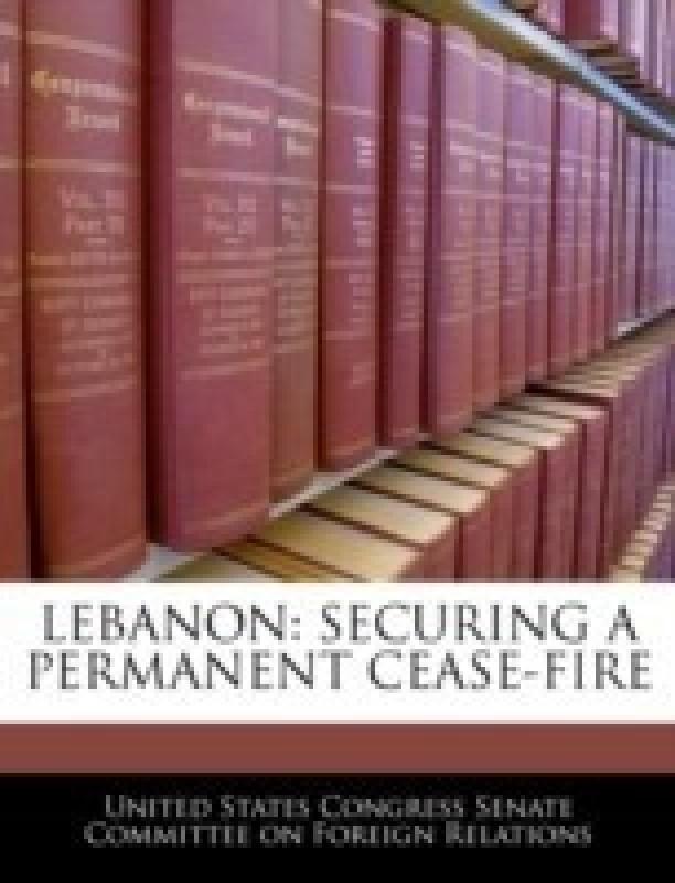 Lebanon(English, Paperback, unknown)