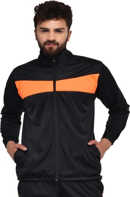 Gag Full Sleeve Colorblock Men Sports  Jacket