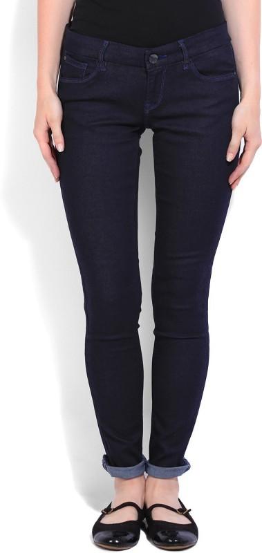 Lee Skinny Women Black Jeans