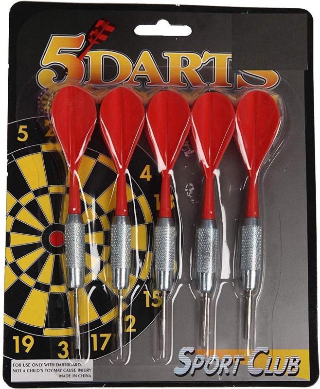 Authfort Steel Dart Points(Pack of 5)
