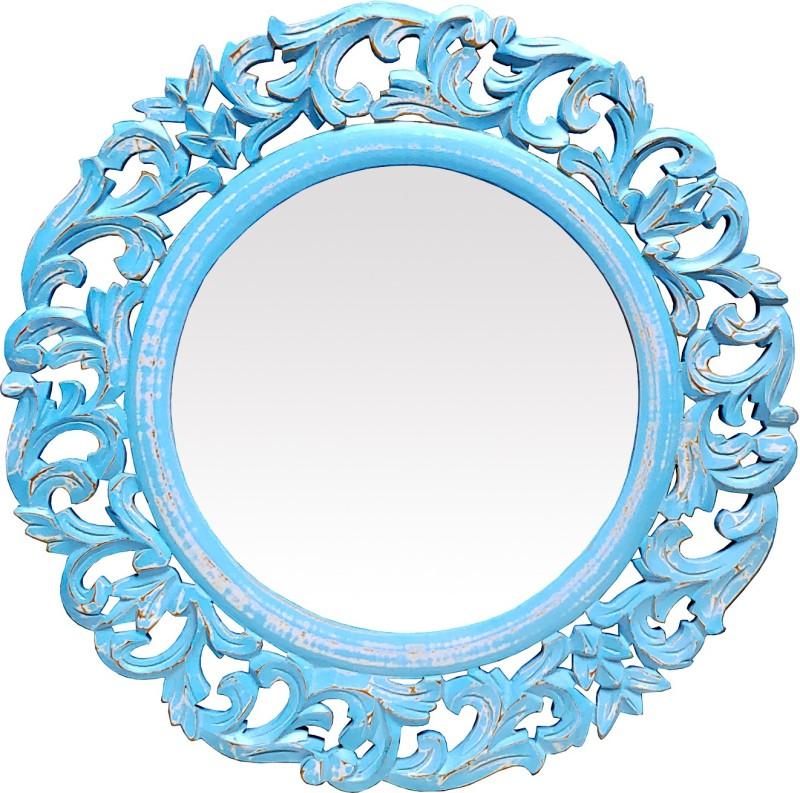 The Urban Store 2018 Decorative Mirror(Round)