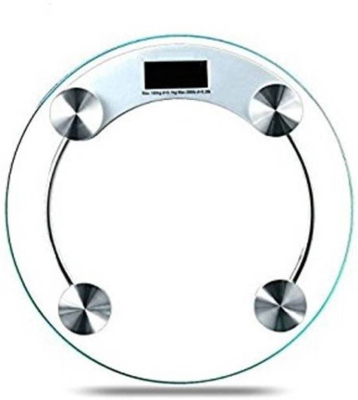 INDOSON personal scale_809_indoson Weighing Scale(White)
