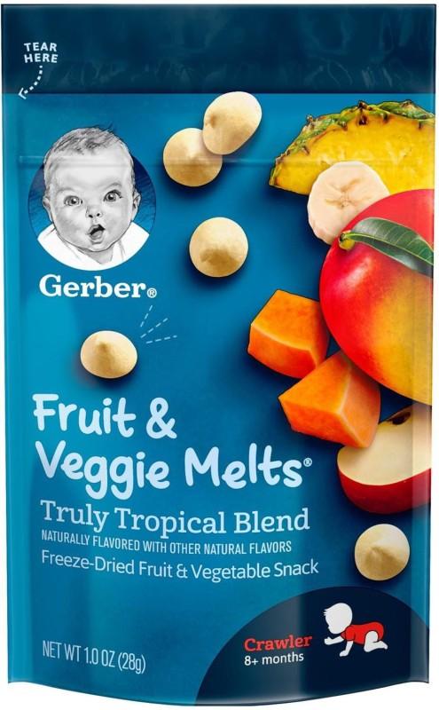 Gerber Baby Munchies 28 g