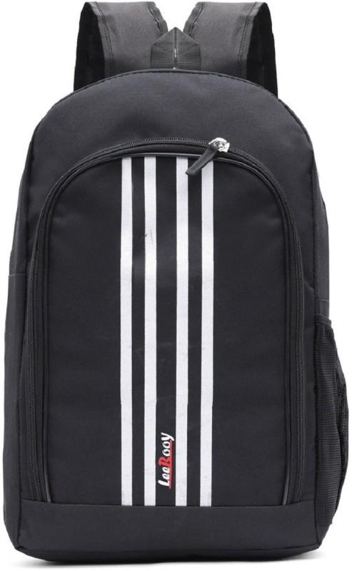 Leerooy NUJ09 22 L Laptop Backpack(Black)