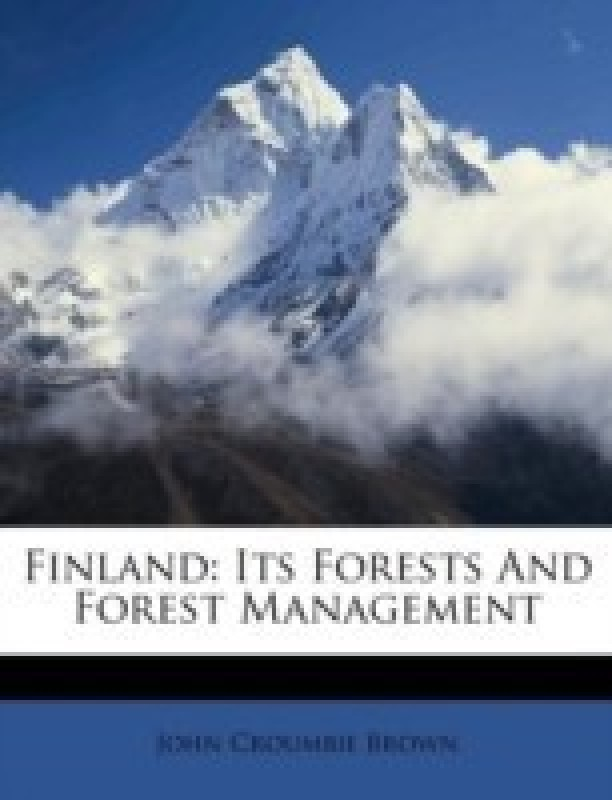 Finland(English, Paperback, Brown John Croumbie)