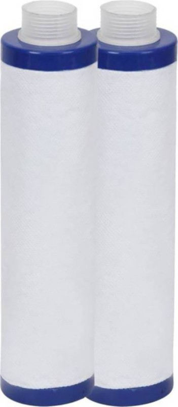 """Arjun RO Threaded water filter catridge-9"""" pre-filter cartridge for RO/uv – Threaded Type Model Spun for Outer Filter Water Purifier 2 pcs Solid Filter Cartridge (0.5, Pack of 2) Solid Filter Cartridge(0.5, Pack of 2)"""