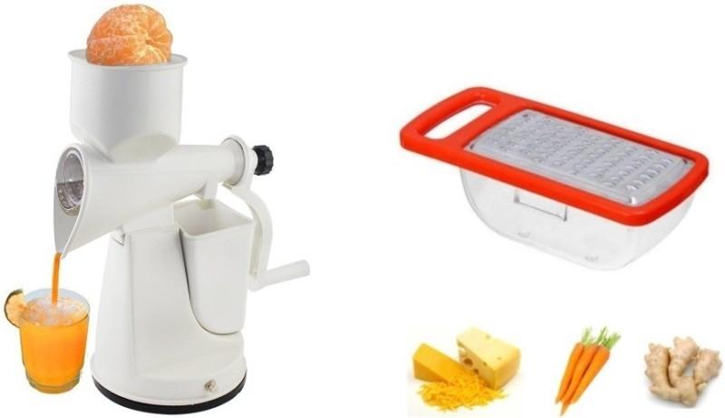 Magikware Sada Juicer With Cheese Grater Kitchen Combo Kitchen Tool Set