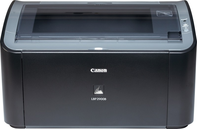Canon LBP 2900B Single Function Monochrome Printer(Black, Toner Cartridge)
