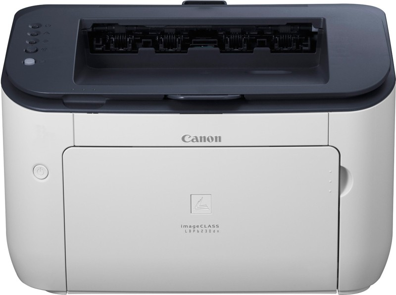 Canon LBP 6230 dn Single Function Printer(White, Toner Cartridge)