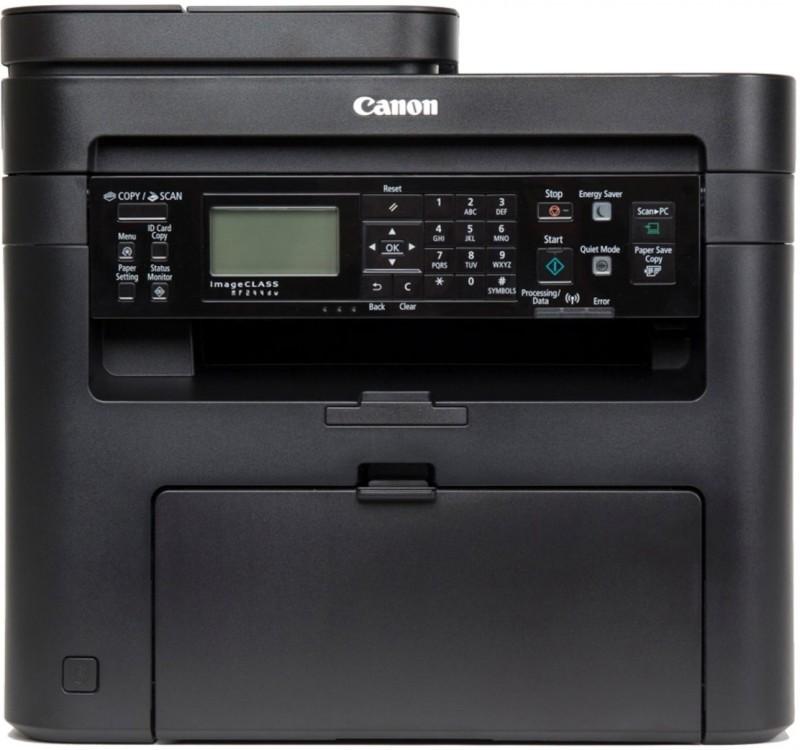 Canon ImageCLASS MF244dw Multi-function WiFi Monochrome Printer(Black, Toner Cartridge)