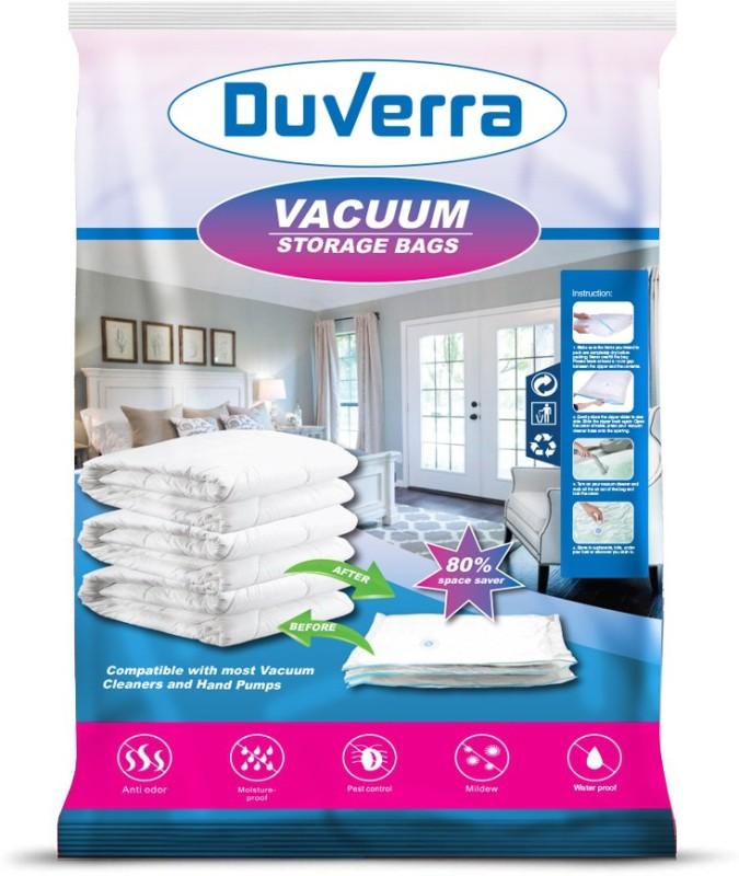 DUVERRA DA_FK_00042 High Volume Storage Vaccum Bags(Pack of 6)