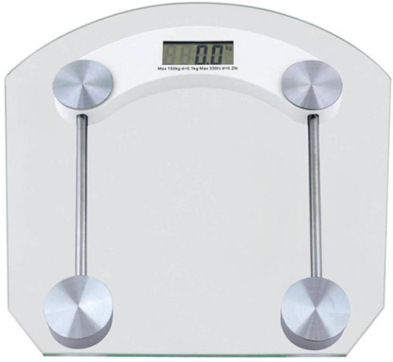 INDOSON fit_scaLE_NEW_5498_INDOSON Weighing Scale(White)
