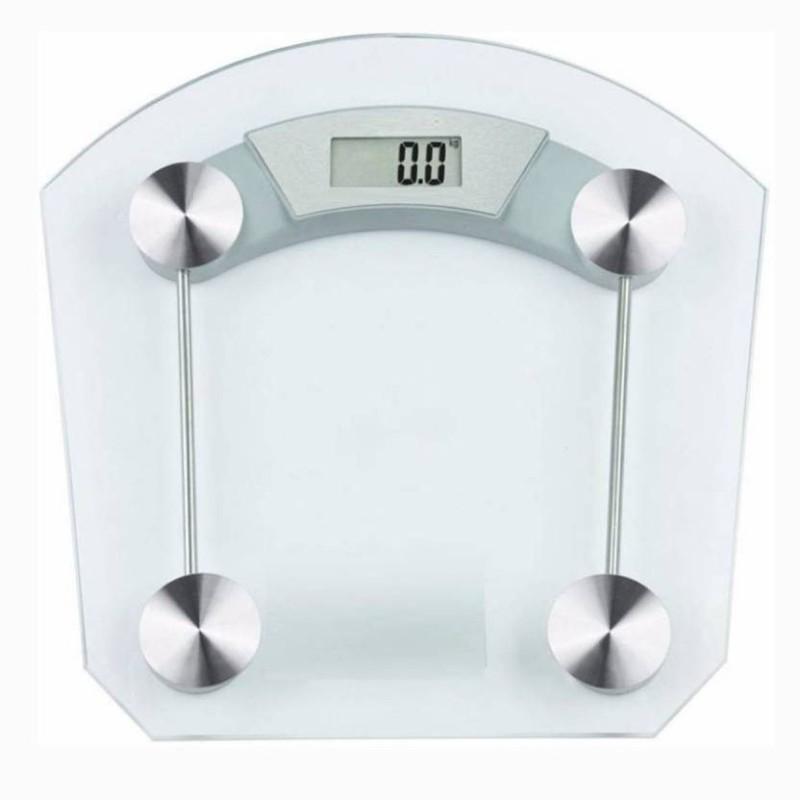 INDOSON trendy_kata_854548_indoson Weighing Scale(White)