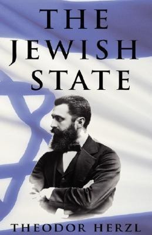 The Jewish State(English, Hardcover, Herzl Theodor)