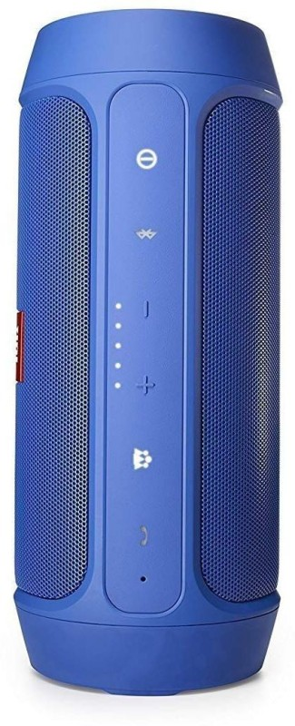 WAVE PLUS Compatible Wireless Speaker CHARGE 2plus With Super Sound Quality And Super Bass /Deep Bass And Super Surround Sound 20 W Bluetooth Speaker(Blue, 2.1 Channel)