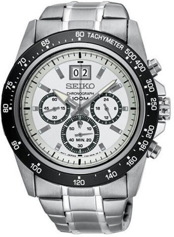 Seiko SPC241P1 Smart Analog Watch - For Men