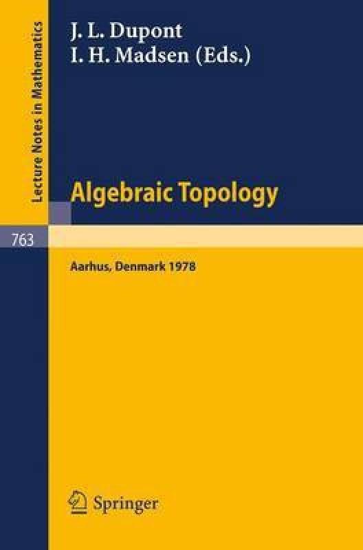 Algebraic Topology, Aarhus 1978(English, Paperback, unknown)
