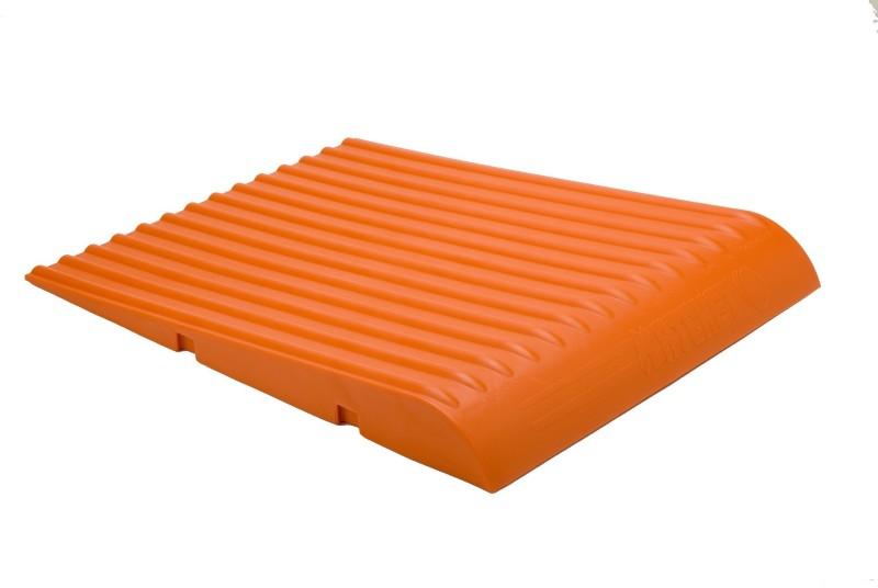 GLS Cricket Katchet Board - Fielding & Catching Practise PVC Katchet Board(Orange)