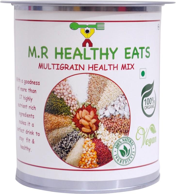 M.R Healthy Eats 100% Organic Multigrain Health Mix 500g Unflavored Powder(500 g)