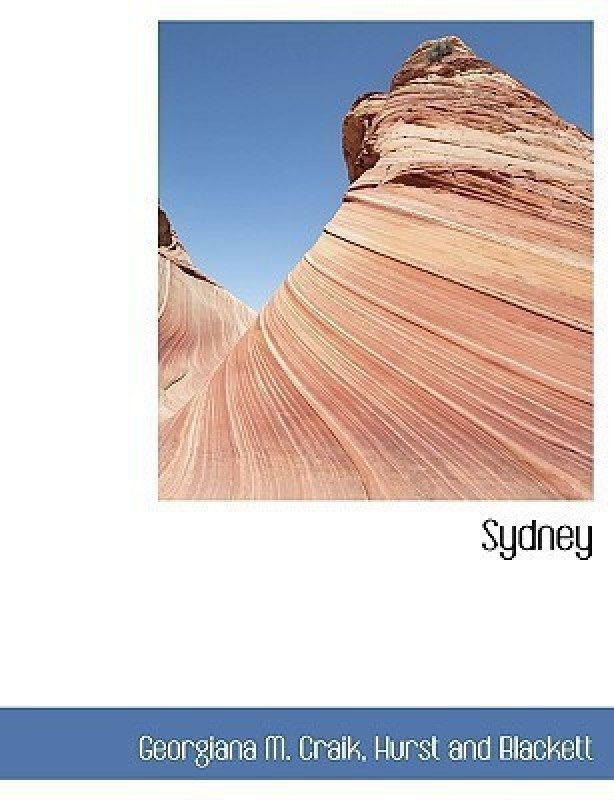 Sydney(English, Paperback, Craik Georgiana M)