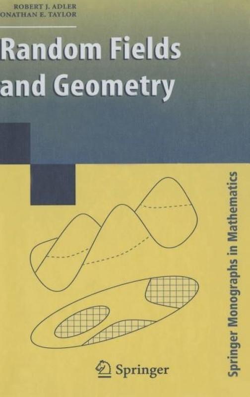 Random Fields and Geometry(English, Hardcover, Adler R.J.)