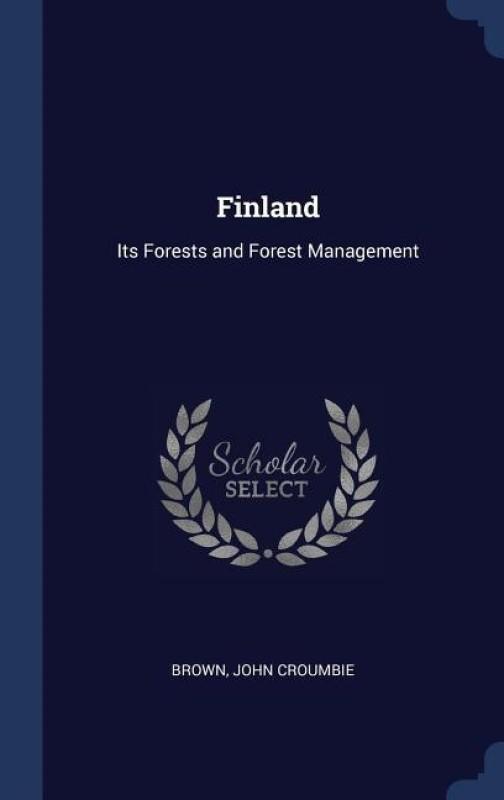 Finland(English, Hardcover, Croumbie Brown John)