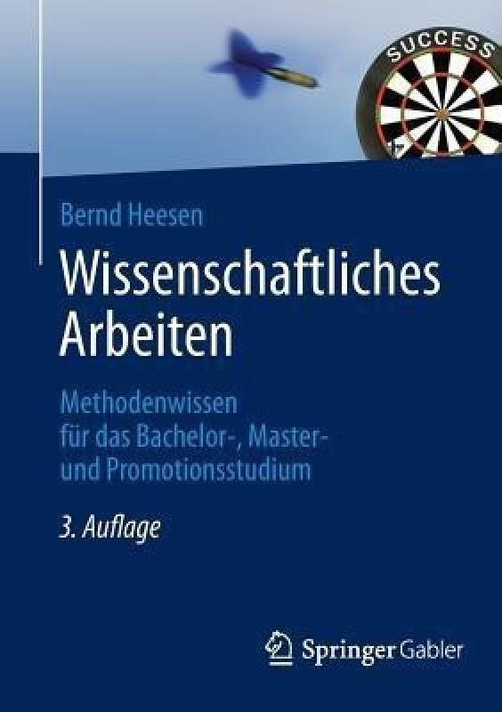 Wissenschaftliches Arbeiten(German, Paperback, Heesen Bernd)
