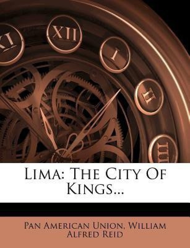 Lima(English, Paperback, Union Pan American)