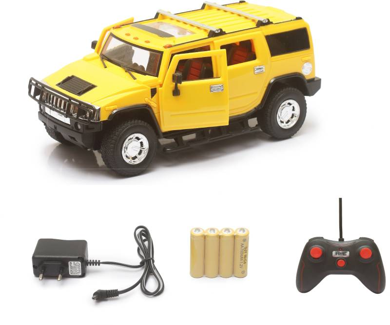 Miss & Chief 1:16 5-channel R/C Hummer with open door