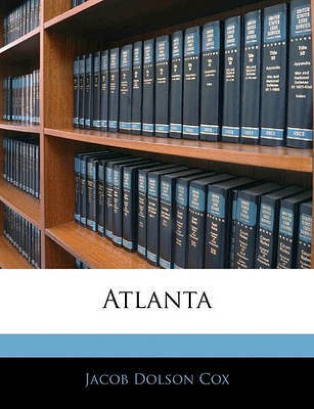 Atlanta(English, Paperback, Cox Jacob D)