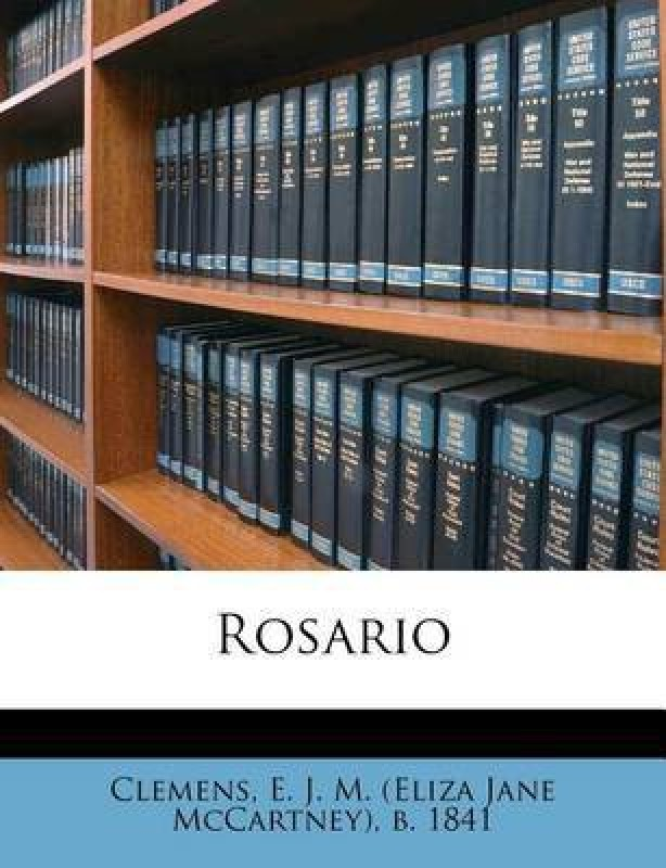 Rosario(English, Paperback, unknown)