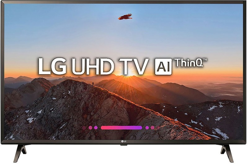 LG 108cm (43 inch) Ultra HD (4K) LED Smart TV 2018 Edition(43UK6360PTE)
