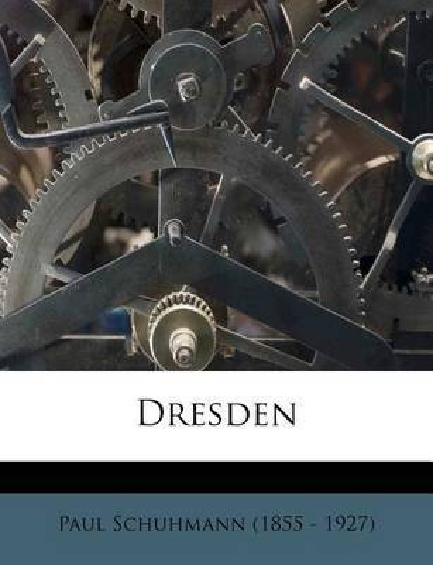 Dresden(English, Paperback, unknown)