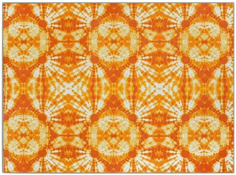 Ratan Jaipur SHIBORI Printed Handmade Paper Gift Wrapper(Multicolor)
