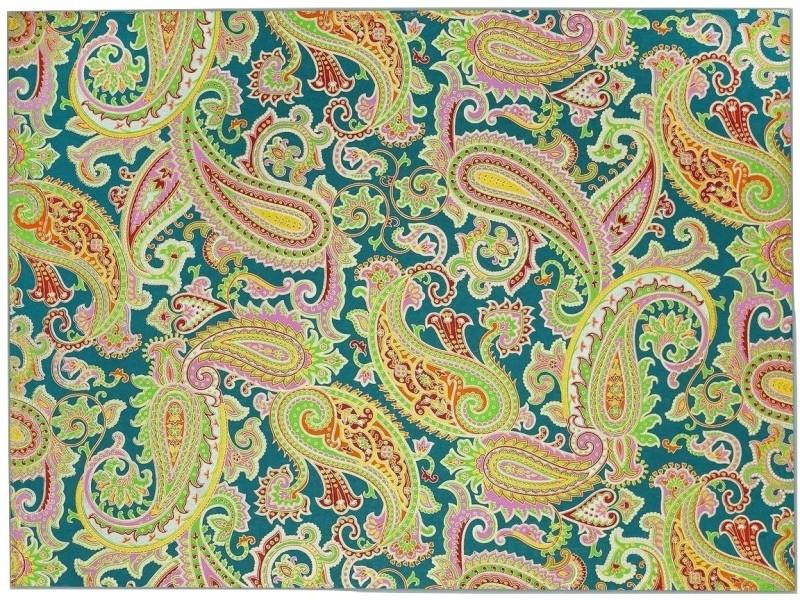 Ratan Jaipur PAISLEY Printed Handmade Paper Gift Wrapper(Multicolor)